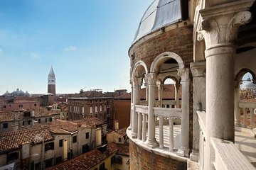 Entrance ticket to Scala Contarini del Bovolo