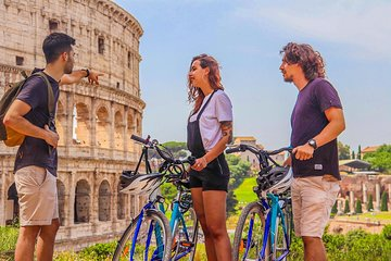 Easy Bike Tour in Rome
