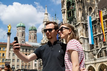 Munich SuperSaver: Brewery and Beer Tour plus Express Hop-On Hop-Off Tour