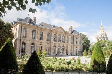 Rodin Museum skip the line ticket