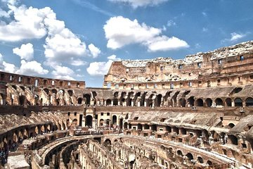 VIP Colosseum Underground and Roman Forum Tour | Exclusive Skip The Line Tours