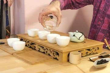 Tea Tasting with Chinese Tea Ceremony
