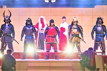 Tokyo: Samurai Entertainment Show <The Show> (Show with Dinner & Drink Free / 2H)