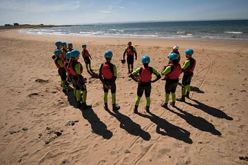 Coasteering Day Trips from Edinburgh