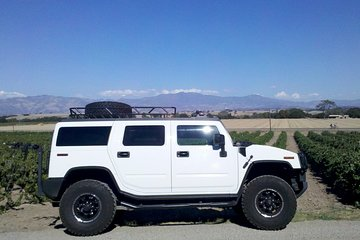 Private Temecula Wine Tasting By H2 Air Conditioned Hummer