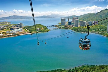 Skip The Line 3-in-1: Ngong Ping Cable Car, Airport Express and MTR Day Pass