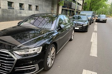 Private Transfer from Berlin Tegel Airport TXL to Berlin