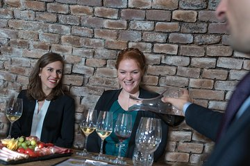 Wine tasting in an exclusive cellar Tickets