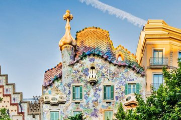 Gaudi Casa Batllo Tour Ticket with Video/Audio Guide