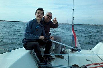Your first experience Sailing - Private Trip in Ria Formosa