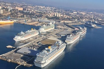 Transfer to Aix en Provence for Cruise Lines