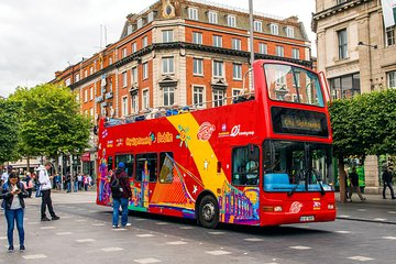 Dublin: City Sightseeing Hop-On Hop-Off Bus Tour