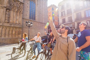 Half-Day Barcelona Off the Beaten Track Bike Tour