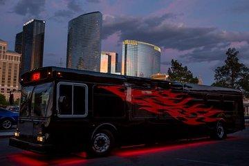 Disco Party Bus Photo Tour