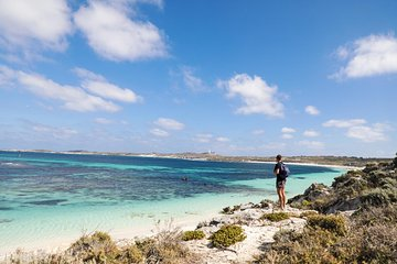 Rottnest Island with Bike Hire from Perth or Fremantle