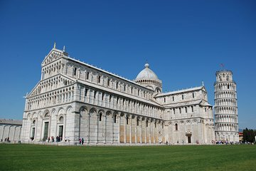 Pisa, Lucca and Wine tour