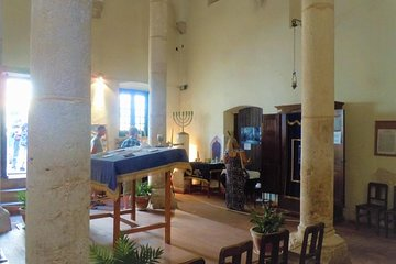 Jewish Tomar Private Tour from Lisbon