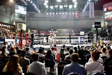 Muay Thai Ticket (VIP Ringside) with Private Transfer