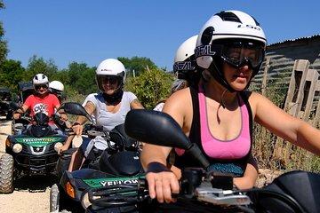 Alte Quad Tour l Tour en quad por el camino de Albufeira a Alte