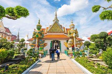 Small-Group Bangkok Temples Tour at Wat Arun, Wat Phoa and Wat Saket