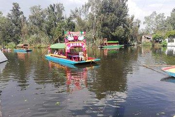 Tour to Xochimilco