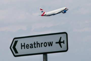 London Hotels to Heathrow Airport Shuttle Departure Transfer