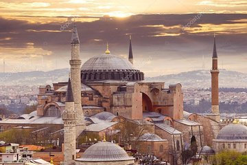 Just Hagia Sophia Tour /Skip The Lines