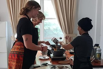 Private Customizable Thai Cooking Class Tickets