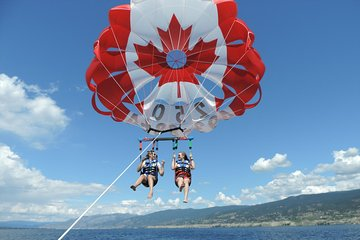 Top Booked Canada Parasailing (with Prices)