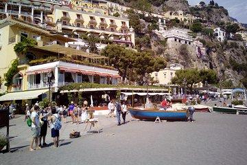 Amalfi Coast with Positano and Ravello Fullday from Rome
