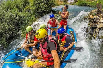 Get your Adrenaline high with a Rafting experience in Hermel