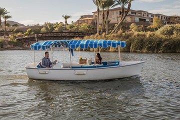 Electric Boat Champagne Brunch
