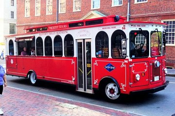 Private Group Boston Trolley Tour with Guide Tickets