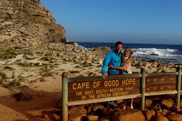 Cape of Good hope & Cape Point morning tour