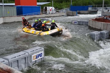 Glasgow Whitewater Rafting