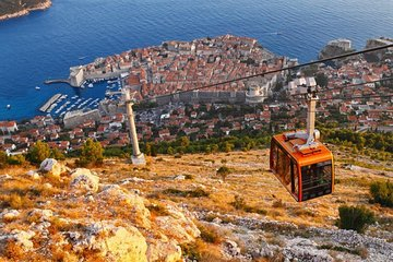 Dubrovnik Shore Excursion: Explore Dubrovnik by Cable Car