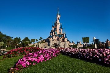 Disneyland® Paris 1 or 2 Parks Day Trip from Central Paris