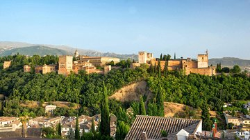 Private Granada Day Trip including Alhambra and Generalife from Seville