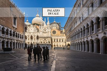 Skip the Line: Doge's Palace Ticket & Guide Book