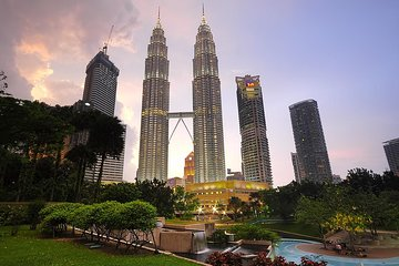 Kuala Lumpur Full Day City & Shopping Tour with Lunch (PRIVATE TOUR)
