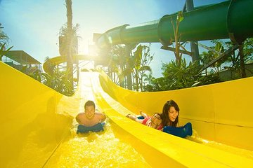 Day Pass Waterbom Bali with Private Transportation