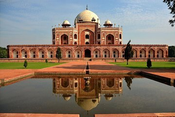 Humayun's Tomb Admission Ticket with Optional Delhi Sightseeing Trip