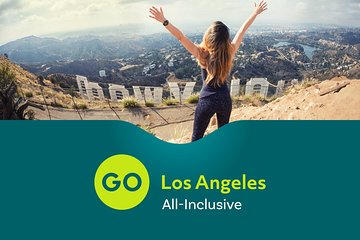 Go Los Angeles All-Inclusive City Pass: Access 40+ attractions