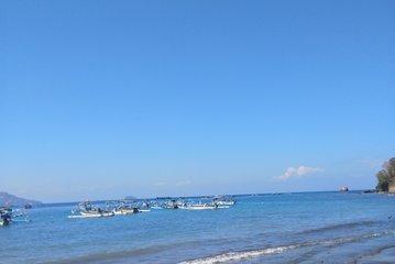 Boat Trip To Blue Lagoon Beach