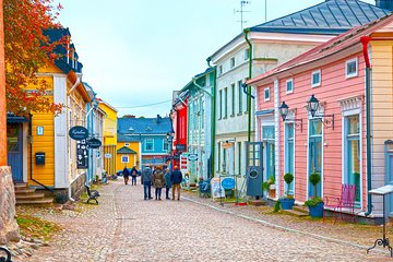 Shore Excursion: Panoramic Helsinki Highlights and Porvoo Old Town