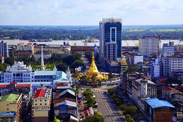 Highlights of Yangon Full Day Tour
