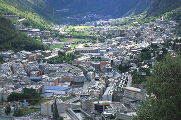 Royalty Andorra the Small County next to Barcelona