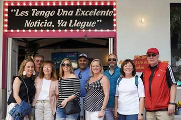 Polanco Food Tour in Mexico City (Private and Smalls Groups Only)