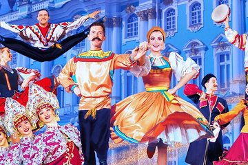 Journey into the Heart of the Russian National Dance & Music World in Moscow