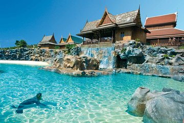 Siam Park Ticket With Lunch Included